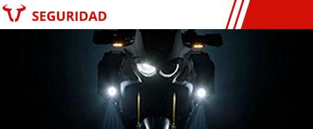 Accesorios moto seguridad swmotech